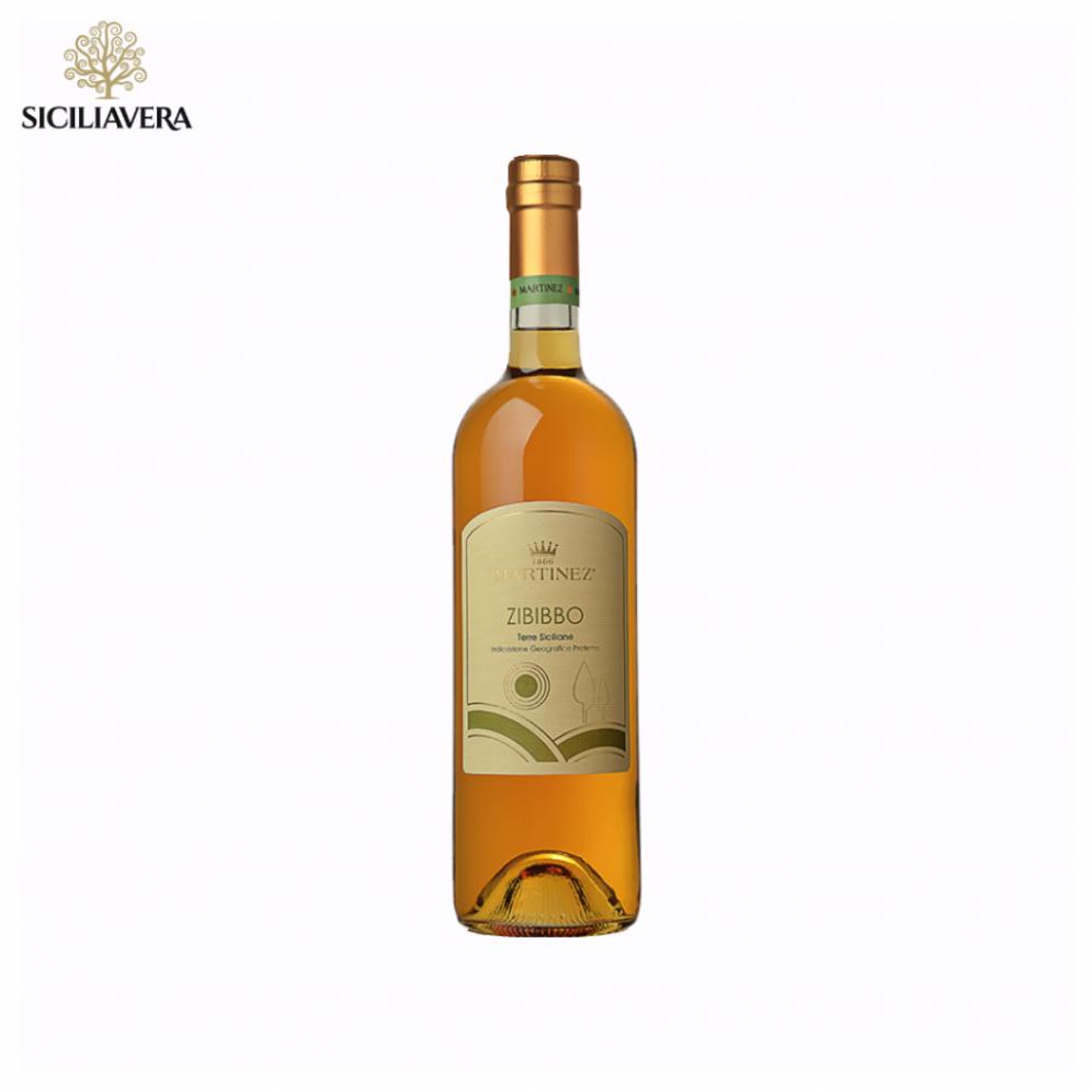 Zibibbo vino liquoroso IGP Martinez da 75 - 100 cl