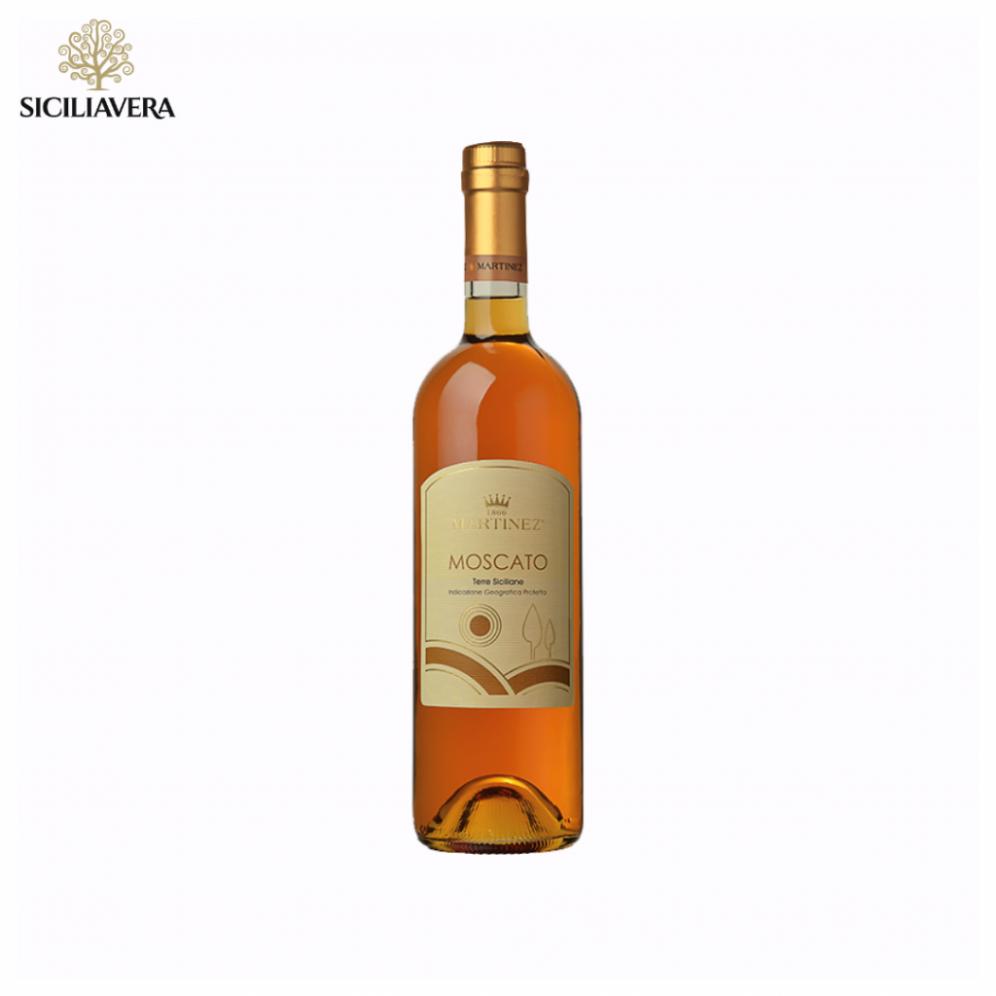 Moscato Vino liquoroso IGP Martinez cl 75