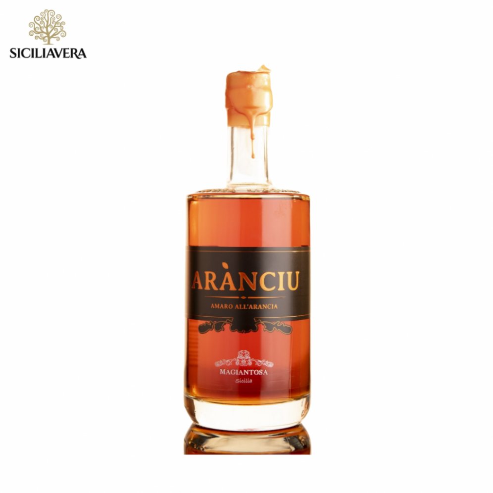 Amaro Aranciu 50 - 10 cl